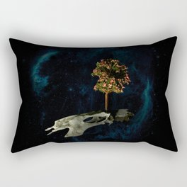 The Sixth Sanctuary in Space Rectangular Pillow