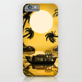 Kerala Evening iPhone Case