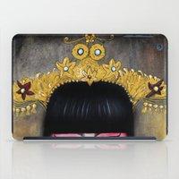 asia iPad Cases featuring Asia by Melanie Arias