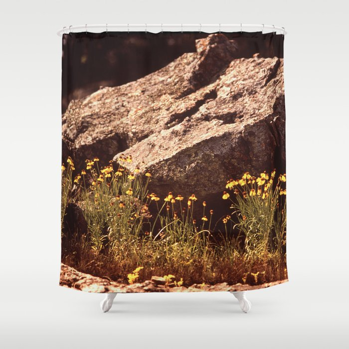 Central Texas - Near Lake Travis Shower Curtain