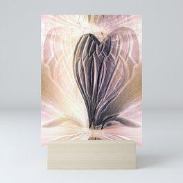 Angel Heart Mini Art Print