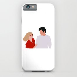 Grease 70s movie iPhone Case