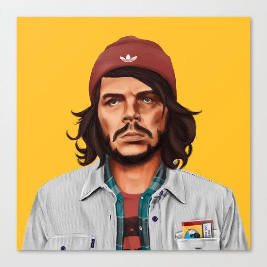 Hipstory - che guevara Canvas Print