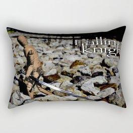 fallin knight 2 Rectangular Pillow