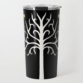 The White Tree of G Travel Mug