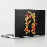 splash Laptop & iPad Skins featuring Splash by The Child