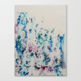 Number 25 Canvas Print