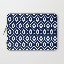 Leela Navy Laptop Sleeve