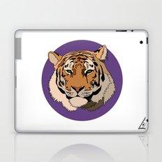 Wild Rectangular Tiger Laptop & iPad Skin