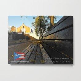 Porta Coeli, San Germán, Puerto Rico Metal Print