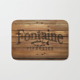 Fontaine Fisheries Crate Bath Mat