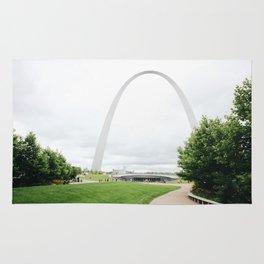 Gateway Arch Rug