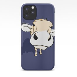 your friend 'Cow' iPhone Case