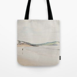 between the showers ... Tote Bag