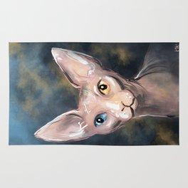 Sphinx Cat Rug