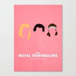 The Royal Tenenbaums Canvas Print