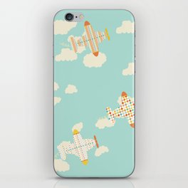 Flying By iPhone Skin