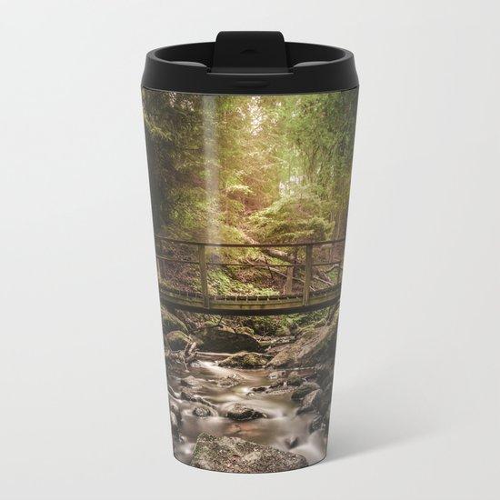 Moby dick Metal Travel Mug