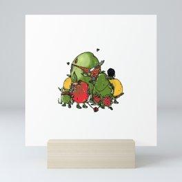 Rotten Fruit Mini Art Print