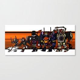 DJD Halloween Canvas Print