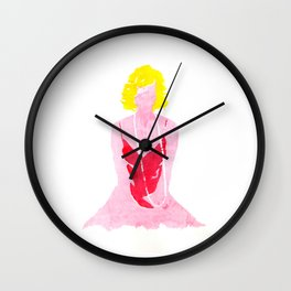 Skin Deep Series 1 Wall Clock