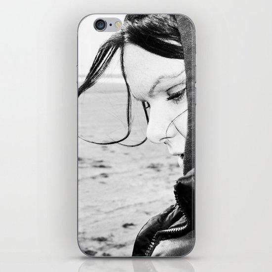 Contemplation iPhone & iPod Skin