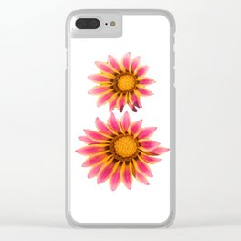 A Sunshine Daisy Clear iPhone Case
