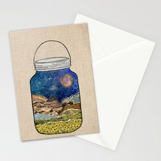Star Jar Stationery Cards