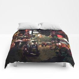 Calle x GV Comforters