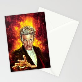 The Last of the Time Lords Stationery Cards