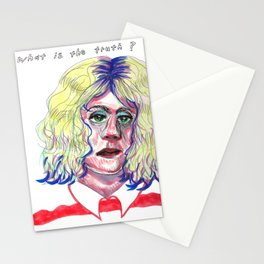 You can't handle it Stationery Cards