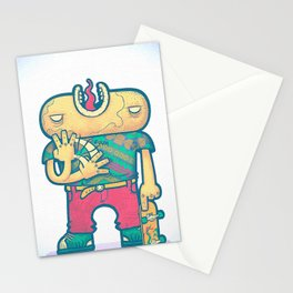 brain free Stationery Cards