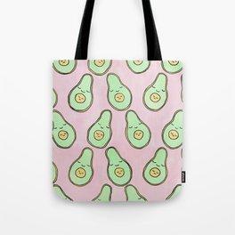 Mum and Bub Avocados Tote Bag