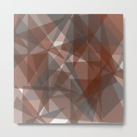 pattern 60 Metal Print