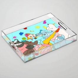 STD Song (Peepoodo) Acrylic Tray