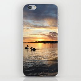Beautiful from Every Angle iPhone Skin