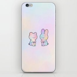 friends iPhone Skin
