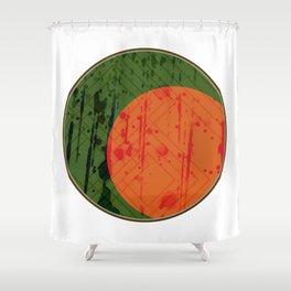 Eclipse Three Shower Curtain