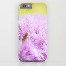 Lavender flower macro iPhone 6s Slim Case