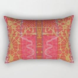 Transitional Object Rectangular Pillow