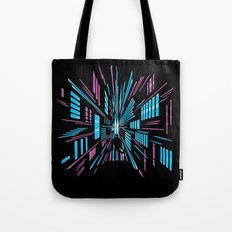 Tunnel to the Stars Tote Bag