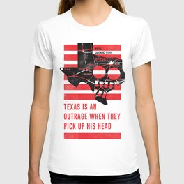 Misfits JFK Poster Series - Pick Up His Head T-shirt