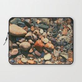 Ocean Pebbles Laptop Sleeve