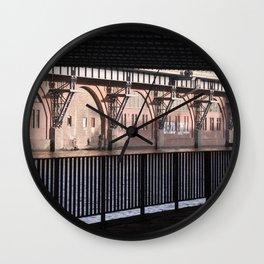 BERLIN BRIDGE Wall Clock
