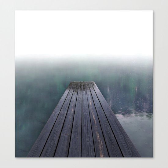 board Walk (smaller sizes) Canvas Print