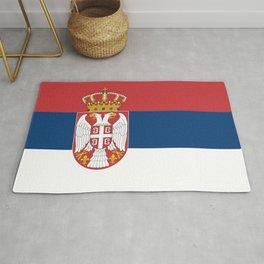 Flag of Serbia - Serbian Flag Rug