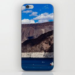 Hoover Dam  V/ Lake Mead iPhone Skin