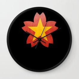 Vietnamese Week (B) Wall Clock