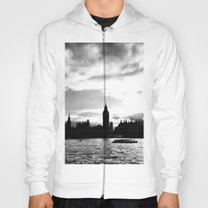 A different shade: B&W Hoody