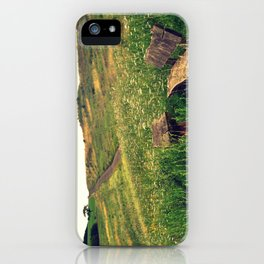 I've been waiting for you iPhone Case